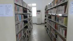 蘭嶼鄉立圖書館整書工作完成